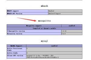 《mosquitto 安装php客户端扩展》